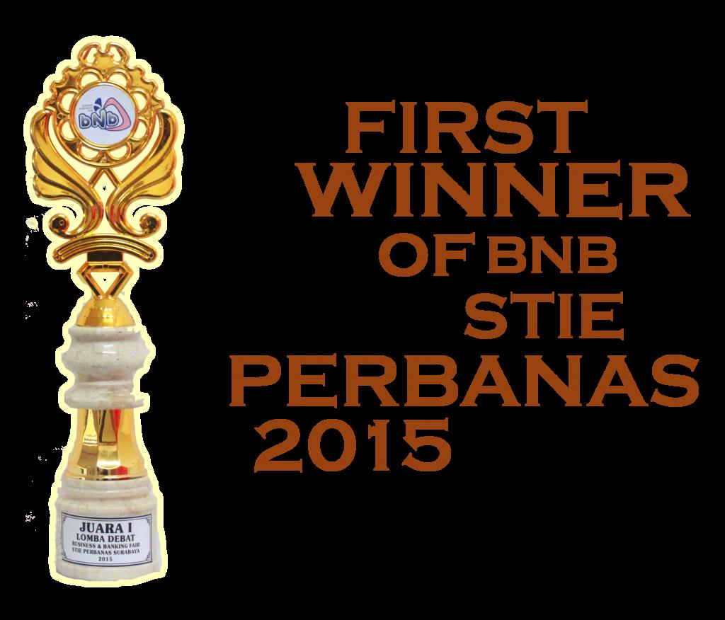 2015-1ST PERBANAS